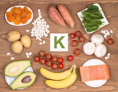 kaliumrijke voeding